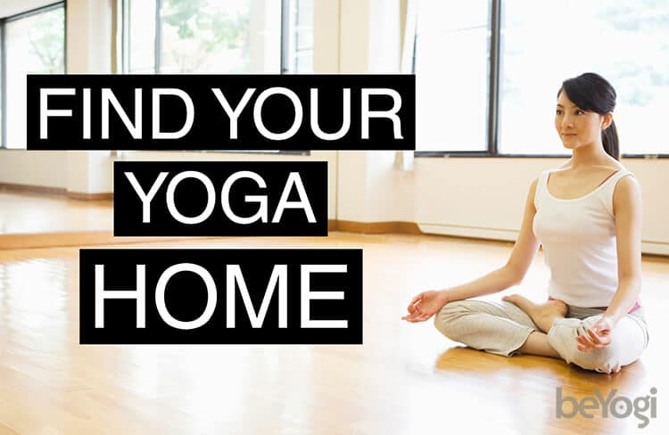 find your yoga home
