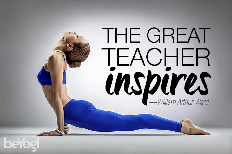 great yoga teacher