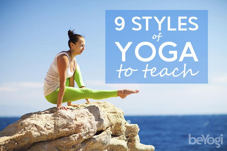 styles of yoga