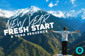 new year yoga sequence