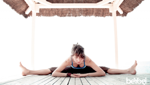 The Not-So Secret Ingredients to Conquering Straddle Splits