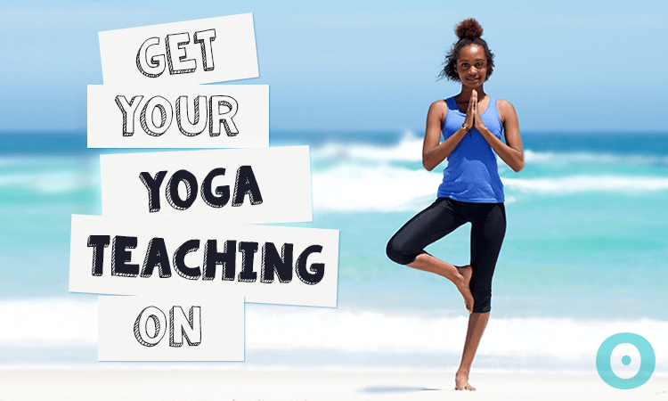 teaching yoga
