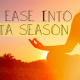 ease into vata season