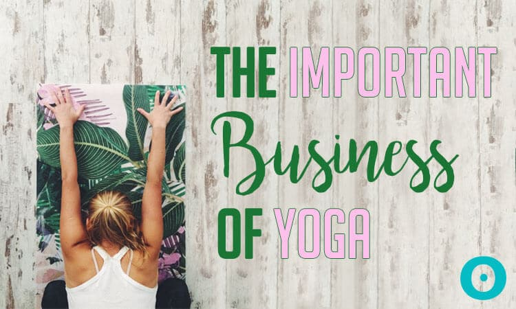 business of yoga