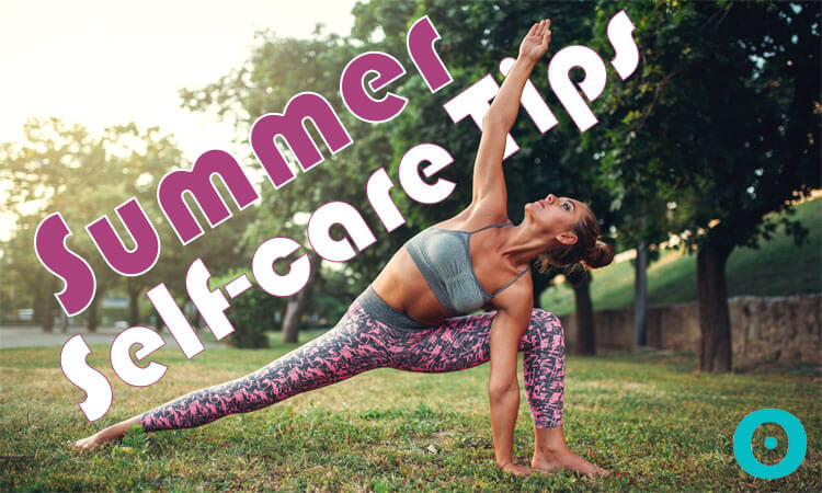 summer yoga care tips