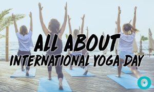 Attention Yogis! It's Time to Show Your Love for International Yoga Day