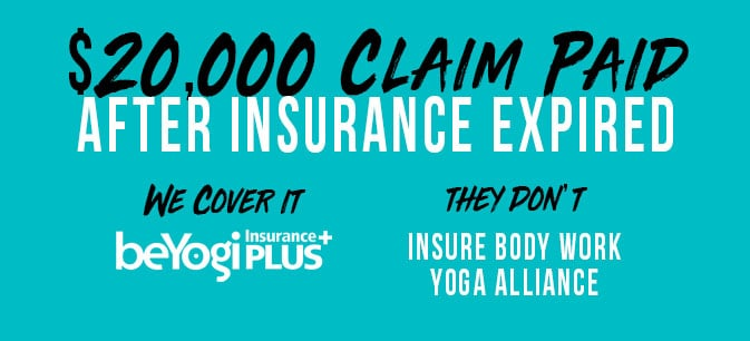 yoga alliance insurance