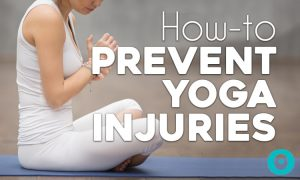 Inside the Top Yoga Injuries + How to Prevent Them