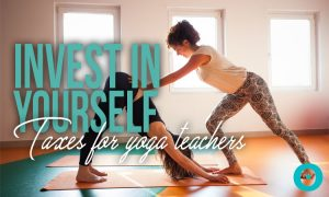 How a Yoga Teacher and Business Owner Handles Tax Deductions