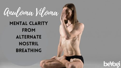 Anuloma Viloma- The Breath Of Mental Clarity and Stress Reduction