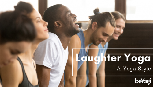 Laughter Yoga: Connecting Through Smiles