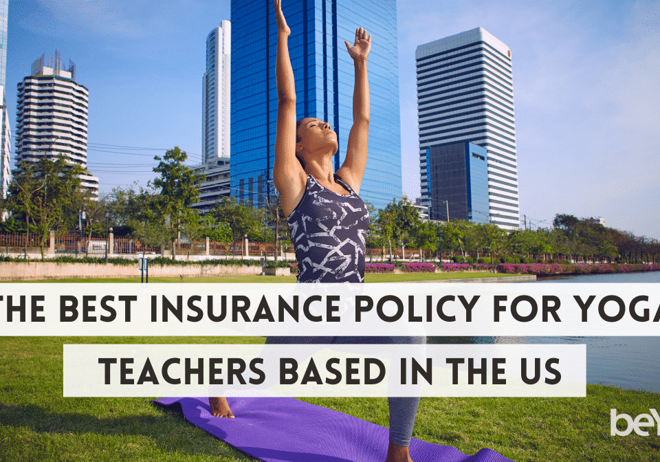 best insurance policies for yogis in the United States