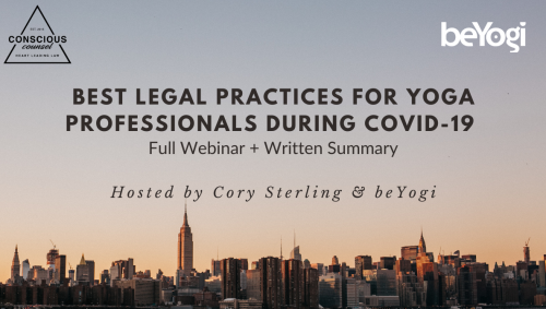 COVID-19 is Here to Stay for a While: Online and Offline Legal Essentials to Protect Yourself