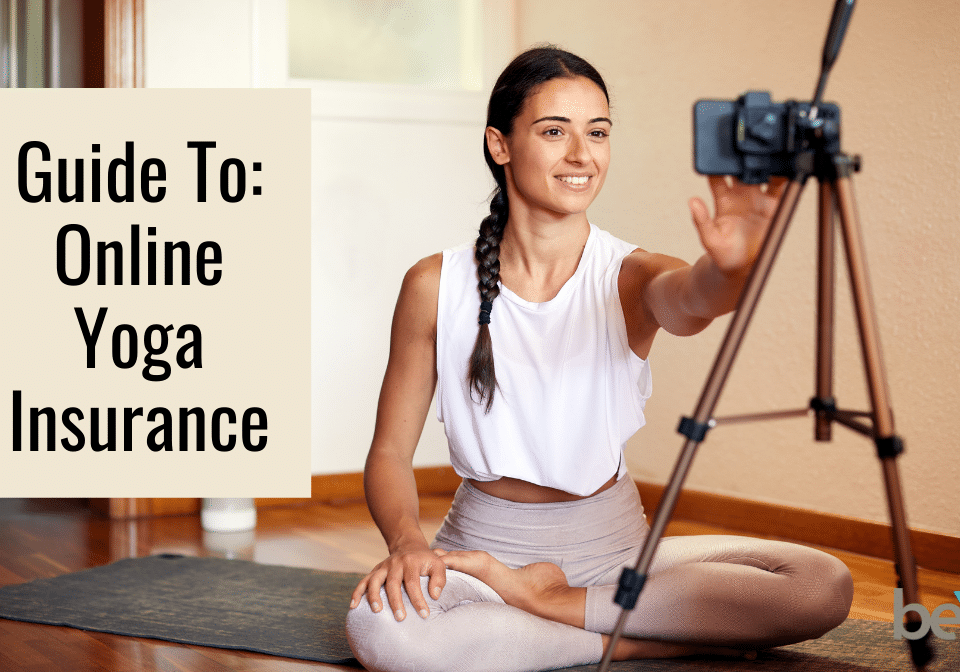 virtual yoga teacher insurance