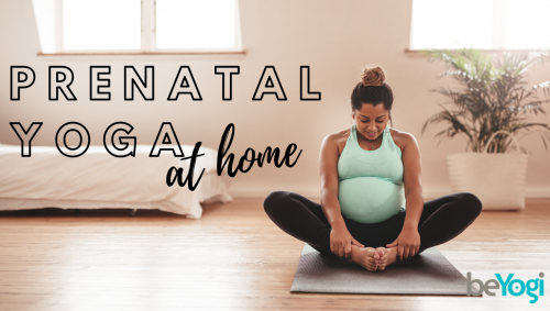 Prenatal Yoga for Home