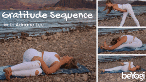 Gratitude Sequence to Add to your Next Class! (lots of twists)