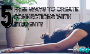 How to Build Connections with your Students (virtually and in person)