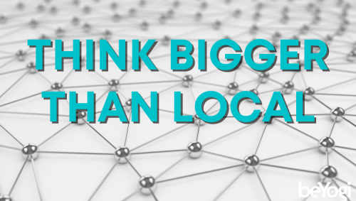 3 Ways to Build Biz Outside of your Local Area