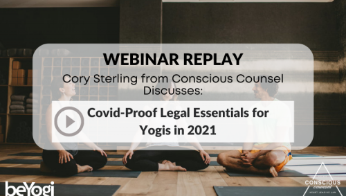 Covid-Proof Legal Essentials for Yogis in 2021