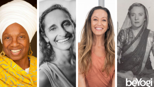 Seven Influential Female Yoga Instructors You Should Know About