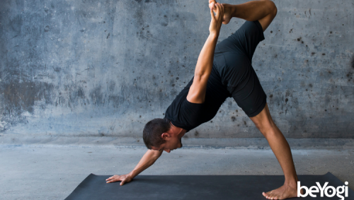 Find Your Center: The Power of Balancing Poses