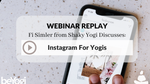 Instagram For Yogis