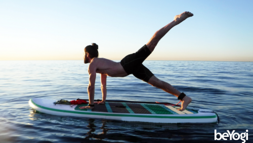 SUP Yoga: Naturally Social Distanced Classes