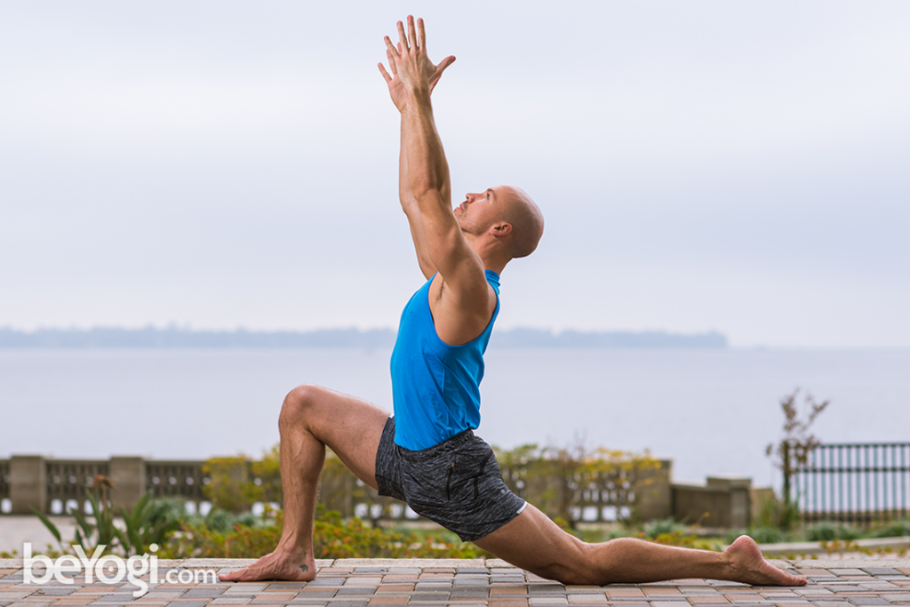 Low Lunge Pose - Anjaneyasana