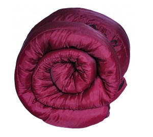 Maroon Sleeping Bag