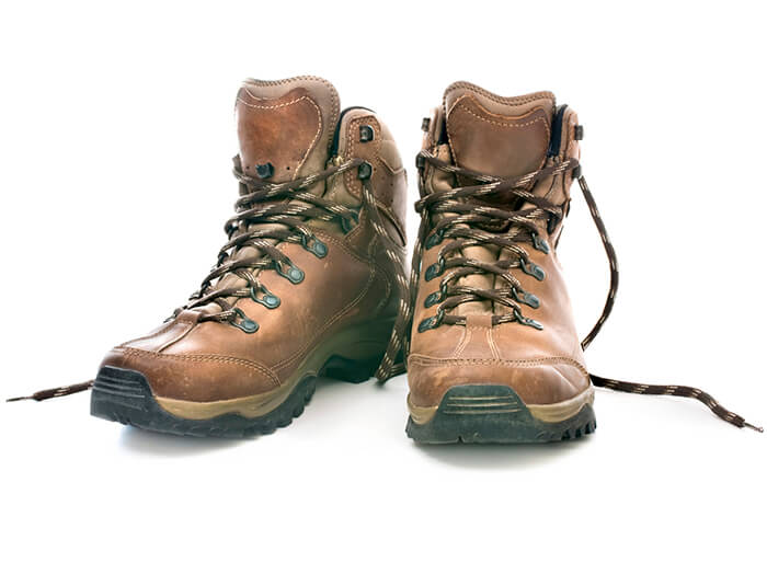 Hiking Boots yoga