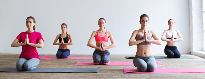 beYogi - Types of Yoga Insurance